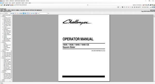 Challenger_AG_Europe_Parts_Catalog_Workshop_Service_Manuals_2020_8