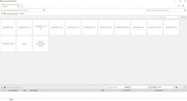 Hitachi-EPC-Spare-Parts-Catalog-2021-01.2021-Offline-DVD-Parts-ADVISOR-1