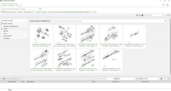 Hitachi-EPC-Spare-Parts-Catalog-2021-01.2021-Offline-DVD-Parts-ADVISOR-3