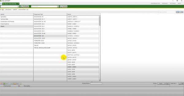 Hitachi_EPC_Spare_Parts_Catalog_2020_062020_Offline_DVD_Parts_ADVISOR3