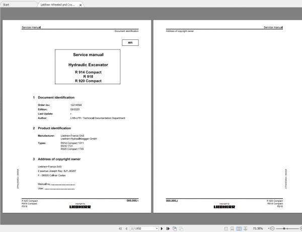 Liebherr_Wheeled_and_Crawler_Excavators_Updated_102020_Full_Service_Manuals_DVD_2
