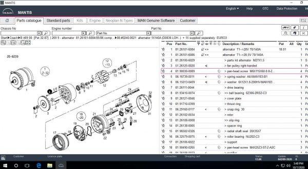 MAN_Mantis_v642_EPC_102020_Spare_Parts_Catalog_5