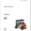 STILL_STED_Forklift_Updated_2020_User_Manual_Part_Catalog_Full_DVD_1