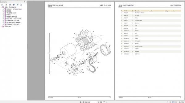 STILL_STED_Forklift_Updated_2020_User_Manual_Part_Catalog_Full_DVD_9
