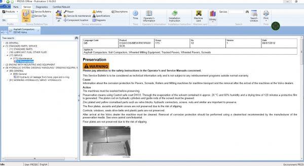 VOLVO_PROSIS_2020_Offline_Parts_Catalog_Repair_Manuals_8