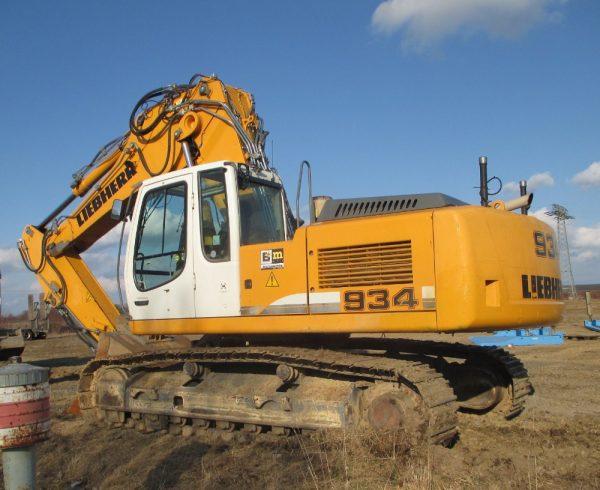 liebherr-r-934-c-demolition-litronic-crawler-excavator-150-kw