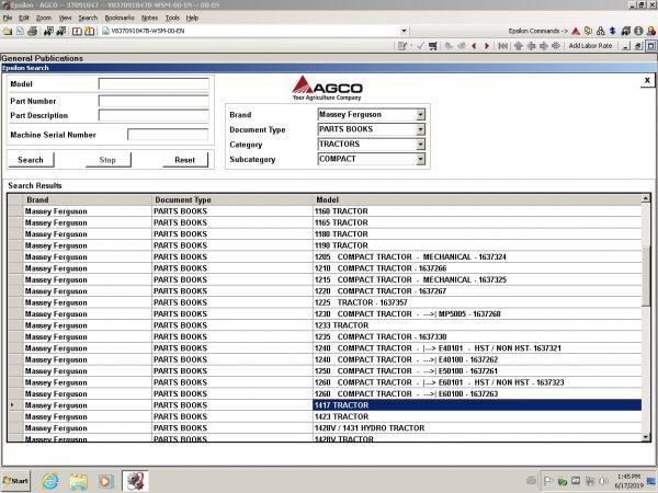 07_SelectModelAGCO_AG_Agricultural_ALL_Database_NA_Updated_012020