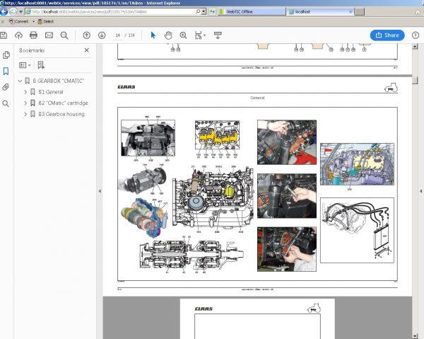 CLAAS_WebTIC_Offline_112020_Operator_Manual_Repair_Manual_and_Service_Documentation_6