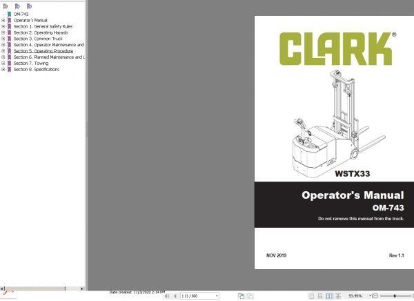 Clark_Forklift_All_Models_112020_Operators_Manuals_357GB_PDF_3149nl