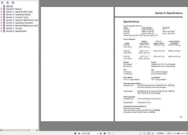 Clark_Forklift_All_Models_112020_Operators_Manuals_357GB_PDF_5
