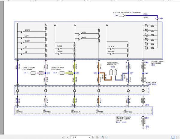 ford ranger 2020 kf(p375) electrical wiring diagram - auto repair software- auto epc software-auto repair manual-workshop manual-service  manual-workshop manual  auto repair software-auto epc software-auto repair manual