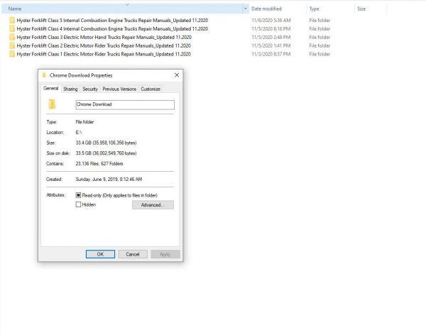 Hyster_Forklift_Claas_1-5_Serivce_Repair_Manuals_Full_DVDUpdated_112020