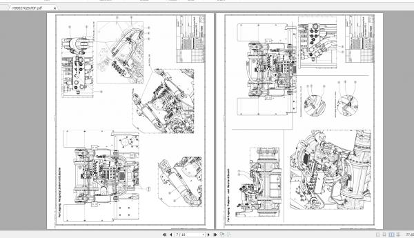 Jungheinrich_Forklift_Full_Models_Updated_082020_Electric_Hydraulic_Schematic_PDF_DVD_7