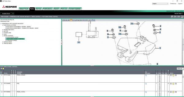 Mitsubishi_Forklift_Trucks_MCFA_112020_Spare_Parts_Catalogue_Service_Manuals_11