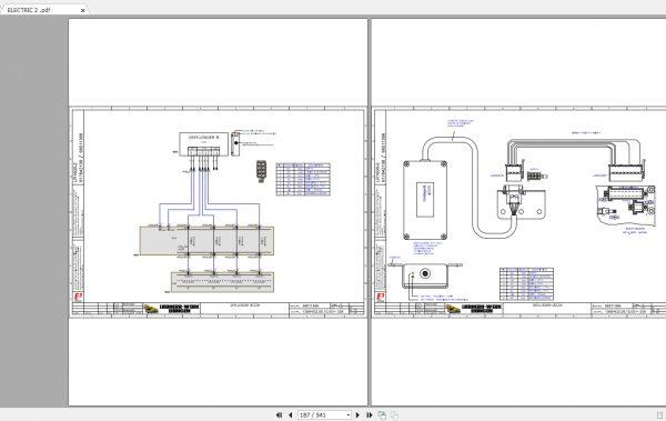 Liebherr-Crawler-Crane-LR1600-600-Ton-Electrical–Hydraulic-Diagram-2