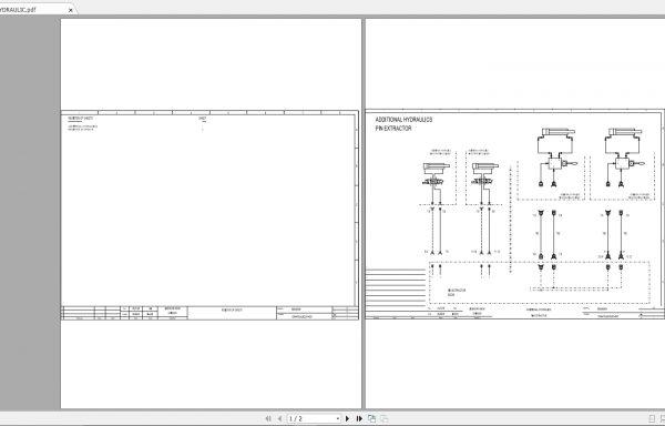 Liebherr-Crawler-Crane-LR1600-600-Ton-Electrical–Hydraulic-Diagram-5