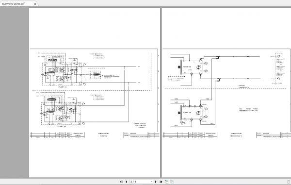 Liebherr-Crawler-Crane-LR1600-600-Ton-Electrical–Hydraulic-Diagram-6