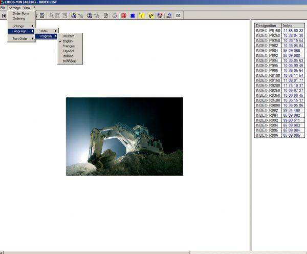 Liebherr_Lidos_EN_Mining_Truck_Excavator_102020_Service_Documentation_Offline_DVD_3