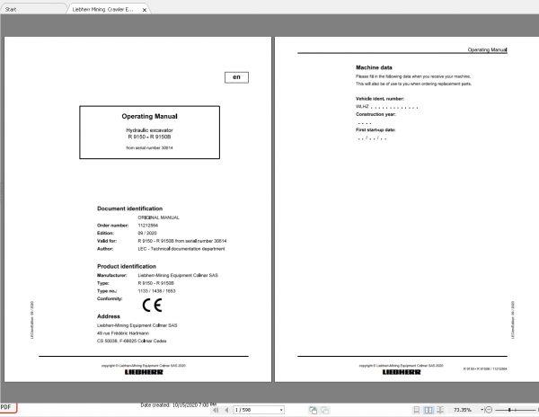 Liebherr_Mining_Excavator_Updated_102020_Operating_Manual_PDF_4