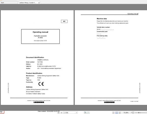 Liebherr_Mining_Excavator_Updated_102020_Operating_Manual_PDF_6
