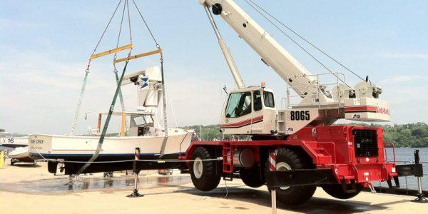Link Belt Crane RTC-8065 2