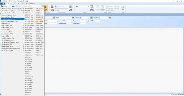 VOLVO-PROSIS-Release-4-2020-11.2019-Offline-Parts-Catalog–Repair-Manuals-7