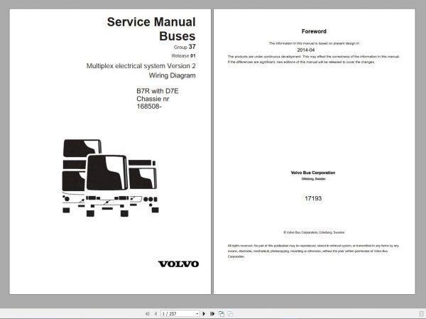 VOLVO Trucks & Buses_EWD Electronic Wiring Diagram PDF DVD - Auto Repair  Software-Auto EPC Software-Auto Repair Manual-Workshop Manual-Service  Manual-Workshop Manual | Volvo 9700 Wiring Diagram |  | Auto Repair Software-Auto EPC Software-Auto Repair Manual