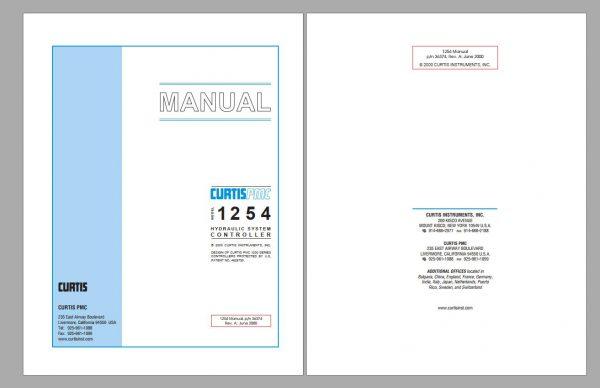 COMBILIFT-AISLEMASTER-C-Forklift-Service-Part-Manual-Schematic-3