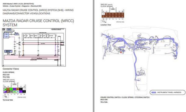 HOT-2021-Mazda-3-AWD-L4-2.5L-SKYACTIV-G-2020-Diagram-Maintenance–Repair-Manual-5