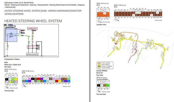 HOT-2021-Mazda-3-AWD-L4-2.5L-SKYACTIV-G-2020-Diagram-Maintenance–Repair-Manual-6
