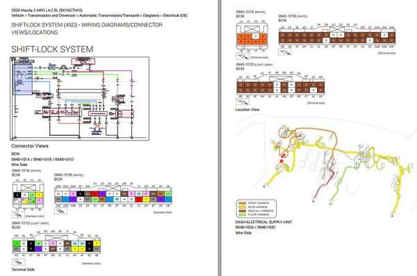 HOT-2021-Mazda-3-AWD-L4-2.5L-SKYACTIV-G-2020-Diagram-Maintenance–Repair-Manual-7