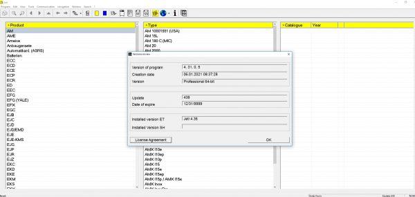 JUNGHEINRICH-JETI-ForkLift-ET-v4.36-Updated-438-02.2021-Spare-Parts-Catalog-Full–Instruction-1