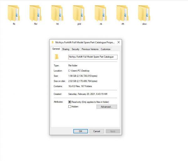 Nichiyu-Forklift-1.99GB-PDF-FBFBRHTPLDRBRFTSBW-Spare-Part-Catalogue-Service-Manual-1