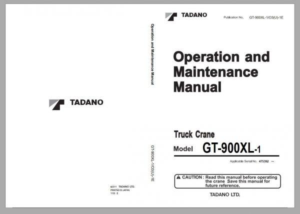 Tadano-Mobile-Crane-2021-DVD-GR-GT-TC-Series-All-Model-Operator–Maintenance-Manual-2