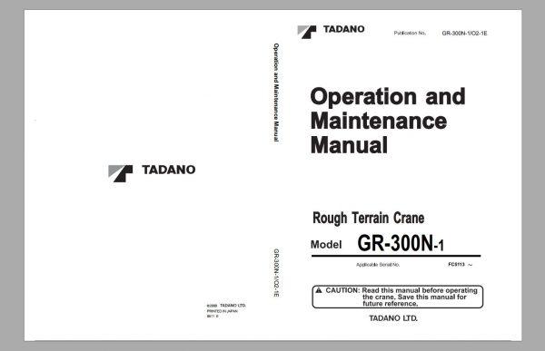 Tadano-Mobile-Crane-2021-DVD-GR-GT-TC-Series-All-Model-Operator–Maintenance-Manual-5