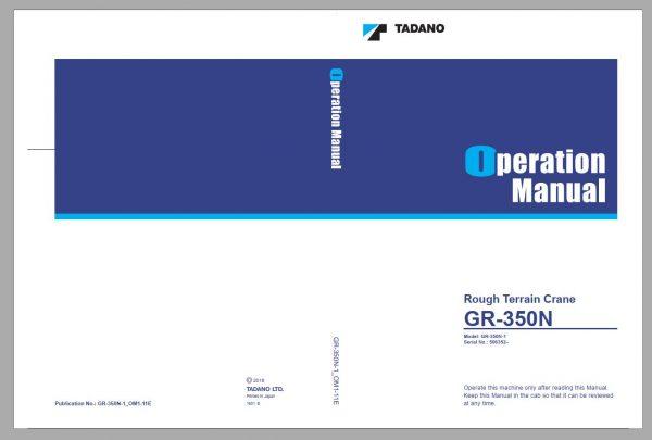 Tadano-Mobile-Crane-2021-DVD-GR-GT-TC-Series-All-Model-Operator–Maintenance-Manual-6