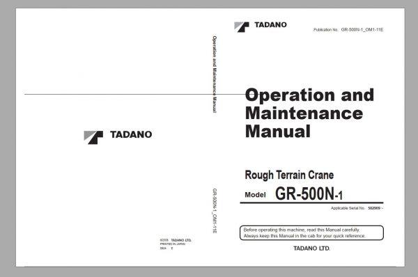 Tadano-Mobile-Crane-2021-DVD-GR-GT-TC-Series-All-Model-Operator–Maintenance-Manual-7