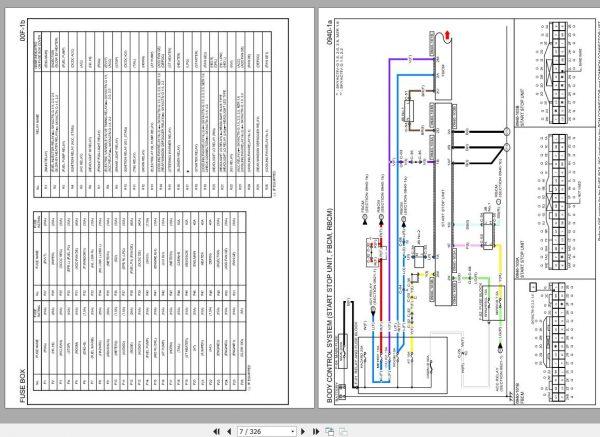Mazda 3 2019 Wiring Diagram Auto, Mazda Wiring Schematics