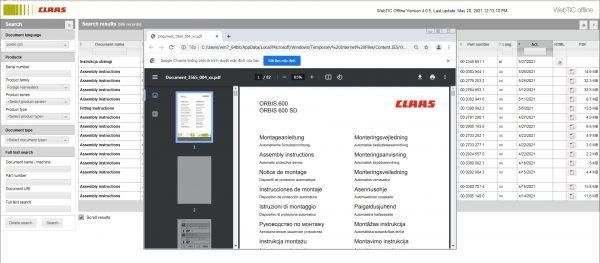 CLAAS-WebTIC-Offline-PL_Polski-06.2021-Operator-Manual–Repair-Manual-and-Service-Documentation-DVD-4