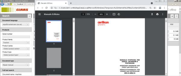CLAAS-WebTIC-Offline-Espanol_ES-06.2021-Operator-Manual-Repair-Manual–Service-Documentation-DVD-6