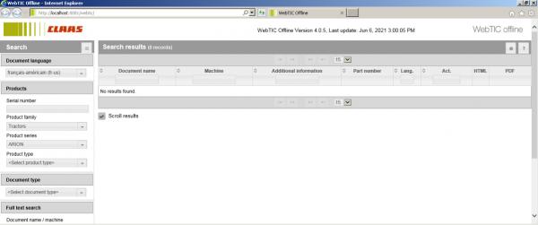 CLAAS-WebTIC-Offline-FR_ES-06.2021-Operator-Manual-Repair-Manual–Service-Documentation-DVD-2