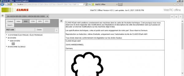 CLAAS-WebTIC-Offline-FR_ES-06.2021-Operator-Manual-Repair-Manual–Service-Documentation-DVD-7