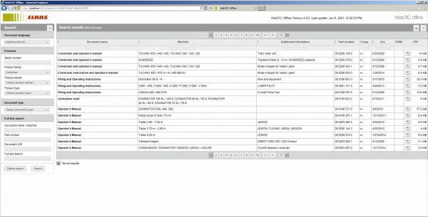 CLAAS-WebTIC-Offline-UK_Ukraina-06.2021-Operator-Manual-Repair-Manual–Service-Documentation-DVD-2