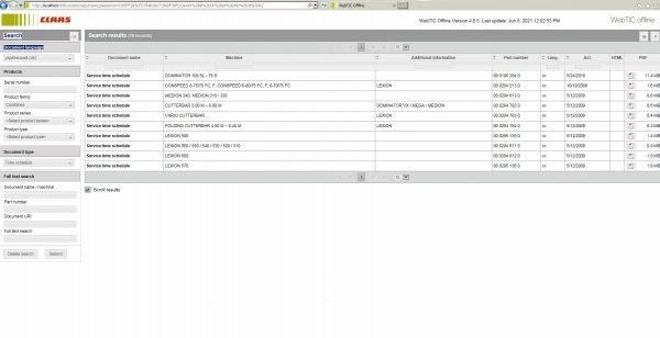 CLAAS-WebTIC-Offline-UK_Ukraina-06.2021-Operator-Manual-Repair-Manual–Service-Documentation-DVD-8
