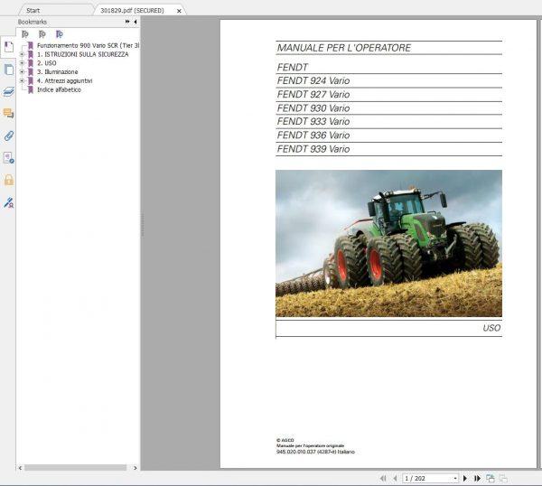 FENDT-TRACTOR-16.2GB_ITALIAN_IT-PDF-Diagrams-Operator-Manual–Workshop-Manuals-ITALIAN-Language-DVD-5