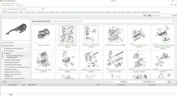 Hitachi-EPC-Spare-Parts-Catalog-05.2021-Offline-DVD-Parts-ADVISOR-7