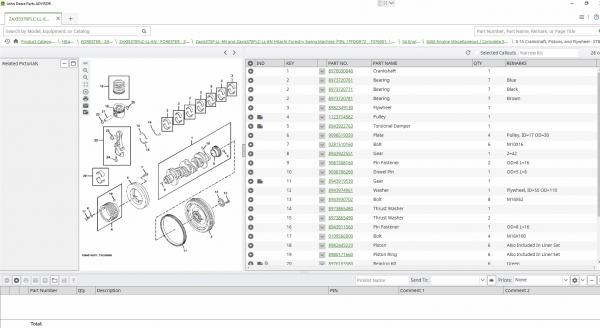 Hitachi-EPC-Spare-Parts-Catalog-05.2021-Offline-DVD-Parts-ADVISOR-8