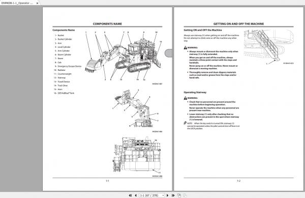Hitachi-Hydraulic-Excavator-Mining-EX2000-7B-Cummins-Tier-4-Final-Engine-Operator-Manual-2
