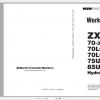 Hitachi-Hydraulic-Excavator-ZX70-3—ZX85US-3-Shop-Manuals-1