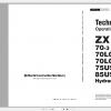 Hitachi-Hydraulic-Excavator-ZX70-3—ZX85US-3-Shop-Manuals-4